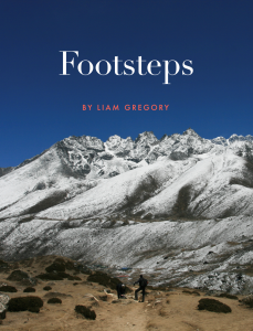 Footsteps by Liam Gregory